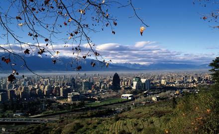 Santiago - Vista panorámica