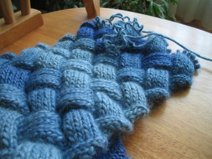 entrelac-to-be-frogged