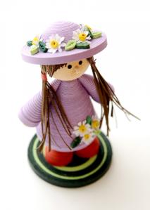 Muñeca filigrana