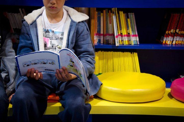 Día del Niño en BibliotecaViva