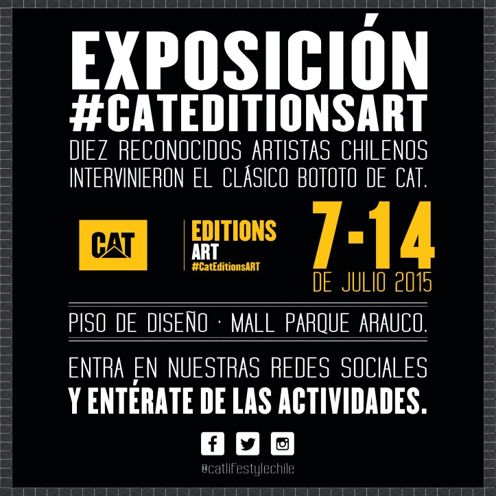 Exposición Bototos Cat