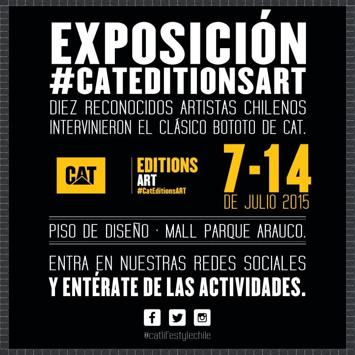 Exposición Bototos Cat