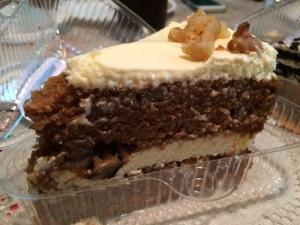 Foto de Callejeando. Torta de Zanahoria