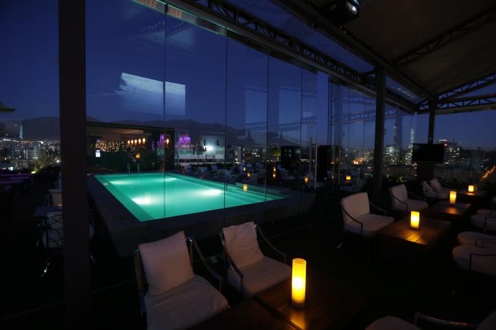 Tramonto Bar $ Terrace Invierno