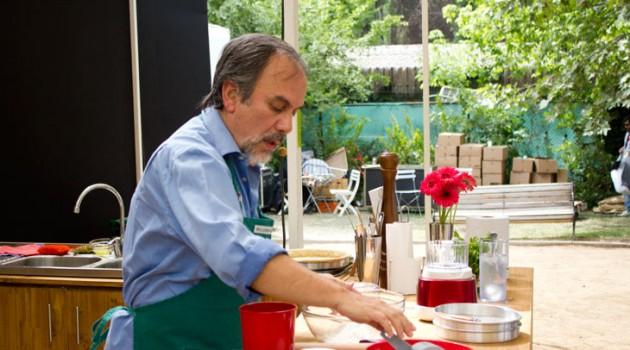 Pepe Acevedo restaurant El Huerto