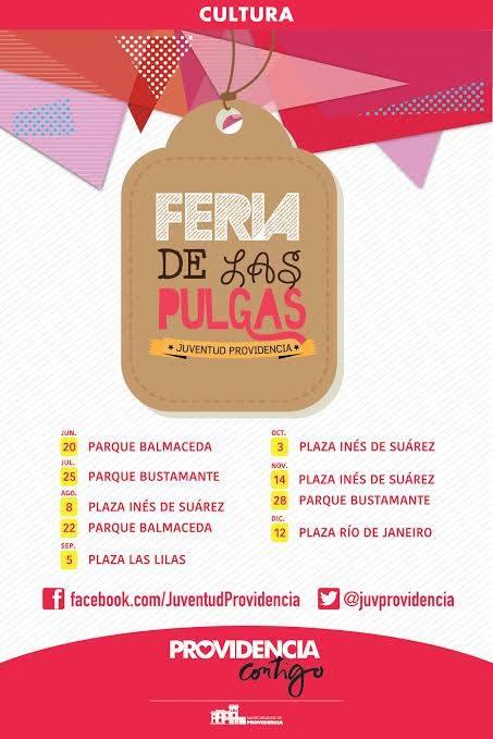 Feria de las Pulgas Jueventud Providencia