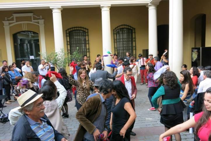 Fiestas Patrias anticipadas en el Museo Histórico Nacional