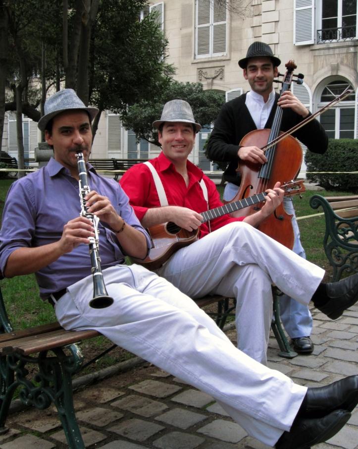 Festival Canción Infantil 2015, Piececitos