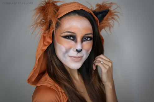 Halloween Makeup - Animales