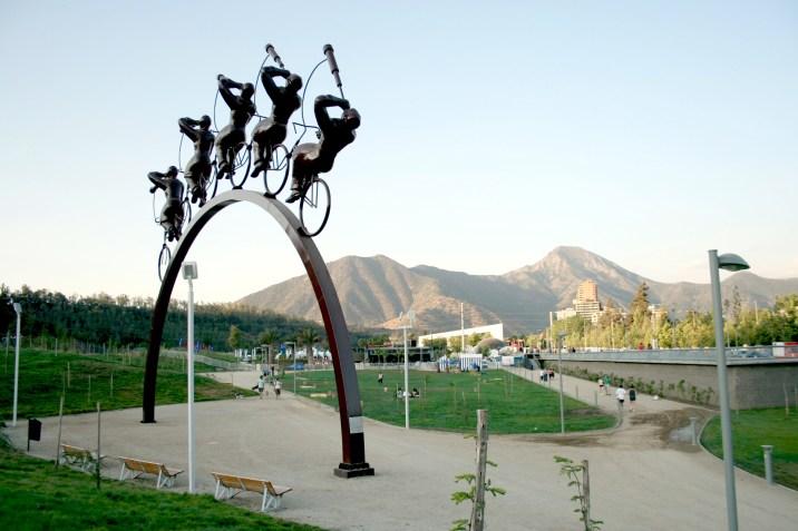 Foto de mapio.net. Parque Bicentenario
