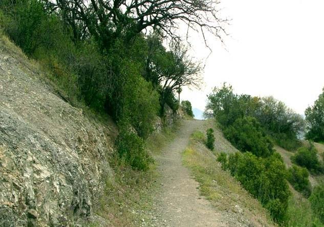 Foto de Parque Mahuida. Sendero El Espino.