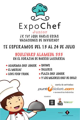 Expo Chef Junior